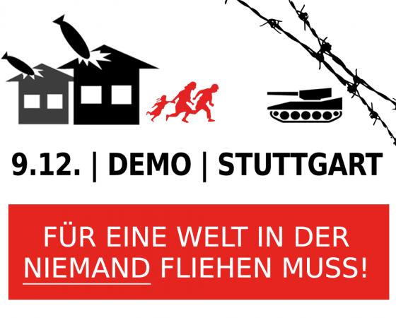 Flucht_Demo